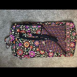 Vera Bradley Garment Bags - Suzani Print
